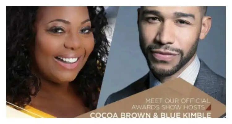 Cocoa Brown and Blue Kimble to Host The Annual AAMBC Literary Awards in Atlanta