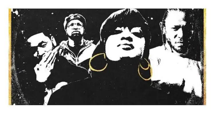 Rapsody - Power ft. Kendrick Lamar, Lance Skiiiwalker