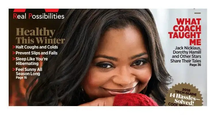 Octavia Spencer Covers AARP The Magazine