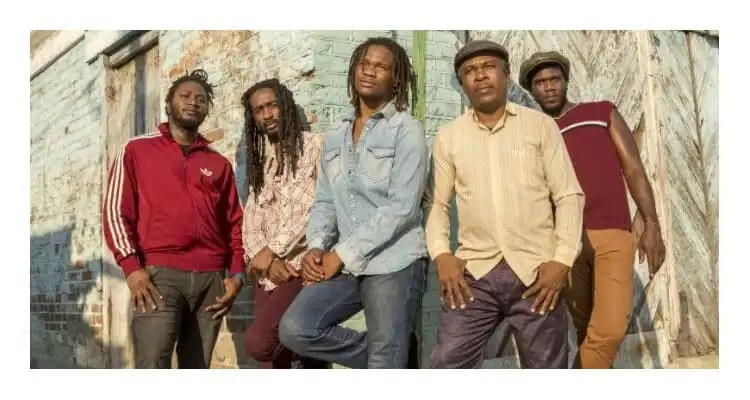 Raging Fyah Embarks on Rebelution's Winter Greens Tour