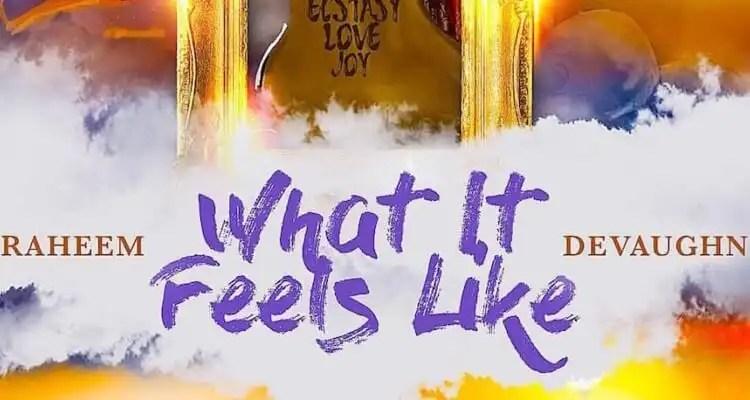 Raheem DeVaughn - 'What It Feels Like'