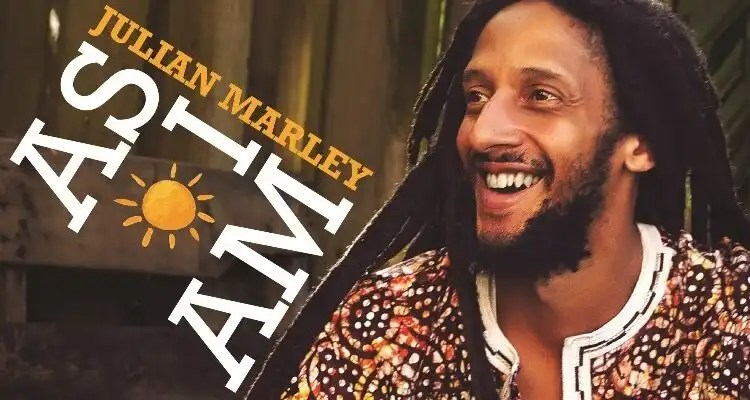 Julian Marley's 'As I Am' Scheduled for a January 25th Release