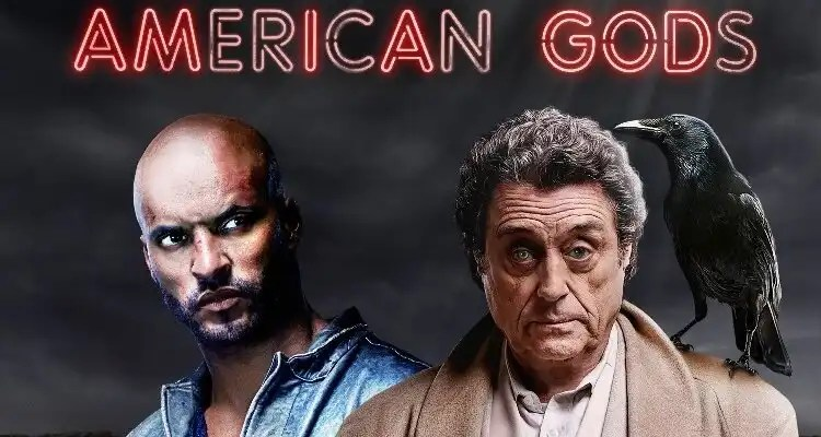 Starz Announces 'American Gods' will Premiere March 10th