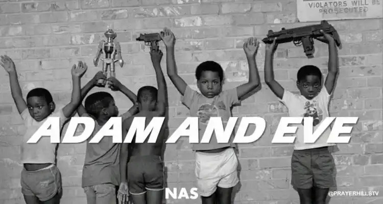 Nas - Adam and Eve