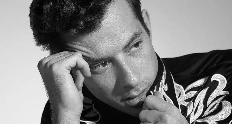 Mark Ronson: First Resident DJ at On The Record at Park MGM