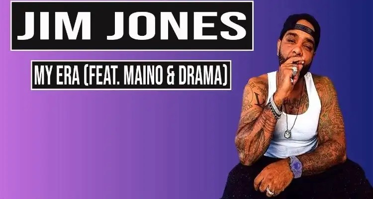 Jim Jones - My Era (feat. Maino & Drama)