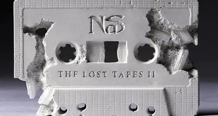 Nas Plans July 19th Release of THE LOST TAPES 2