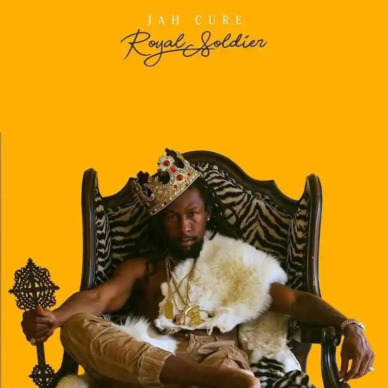 Jah Cure -Royal Soldier