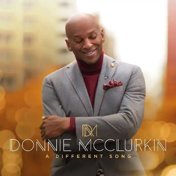 Donnie McClurkin 'A Different Song' Debuts #1 on Soundscan