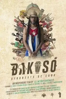 Cocktails & Cinema: Bakoso: Afrobeats of Cuba – Thursday, Feb. 20 at 6pm