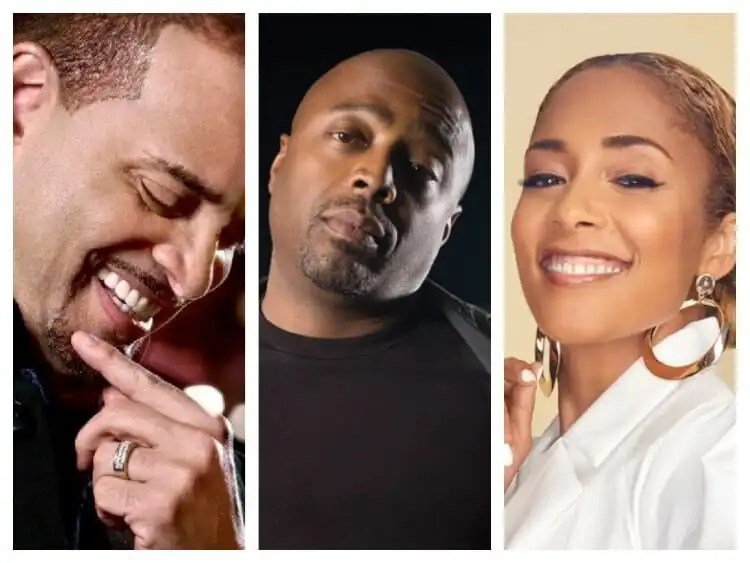 Sinbad, Amanda Seales and Donnell Rawlings Among Comedians at Carolines on Broadway in January