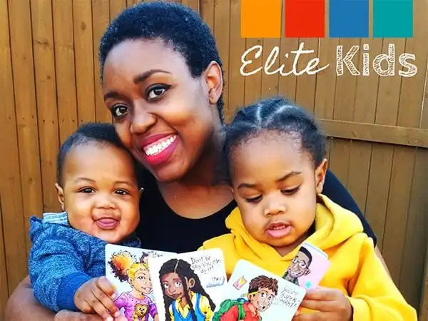 Kewanta Brooks Launches Elite Kids