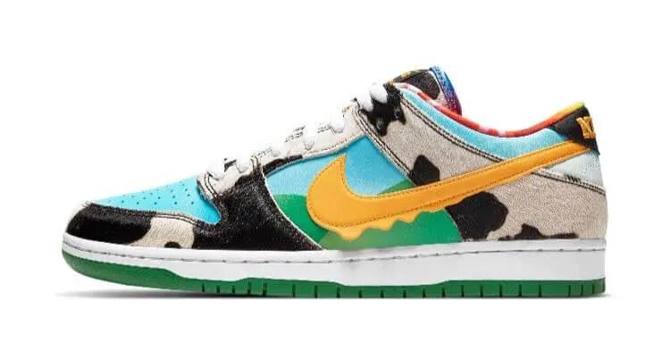 Nike Ben & Jerry's