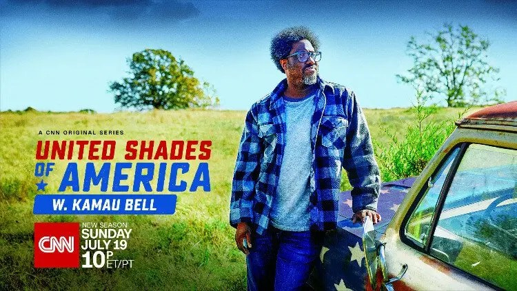 New Season of CNN's 'United Shades of America' Premieres 7/19
