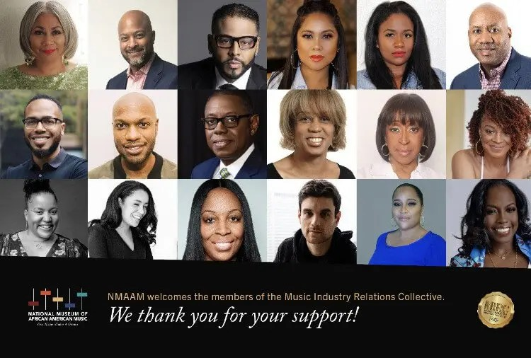 National Museum of African American Music Announces Music Industry Relations Committee