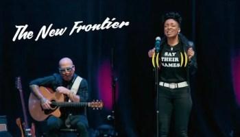 Siedah Garrett - 'The New Frontier (Say Their Names)' Live at Agape International