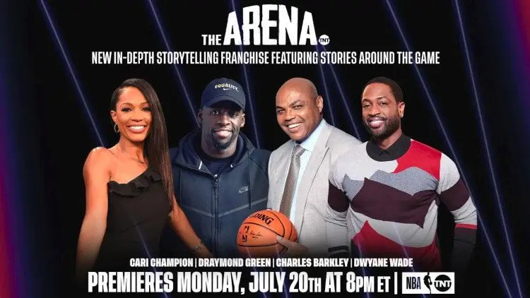 Turner Sports Announces New Storytelling Show 'The Arena'