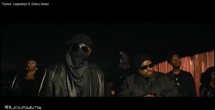 Tyrese - Legendary ft. CeeLo Green