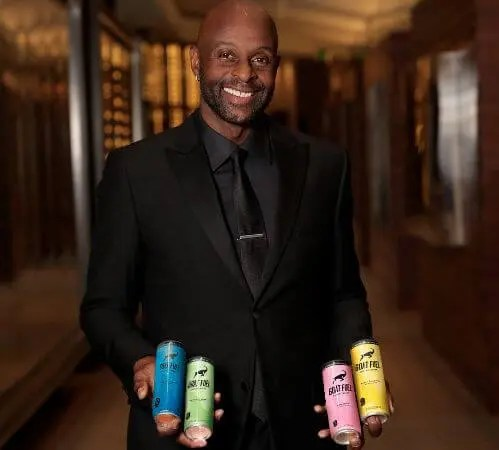 Jerry Rice's Energy Drink, G.O.A.T. Fuel, Announces Partnership With GNC