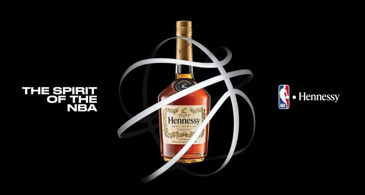 Hennessy Becomes the 'Official Spirit of the NBA' Worldwide