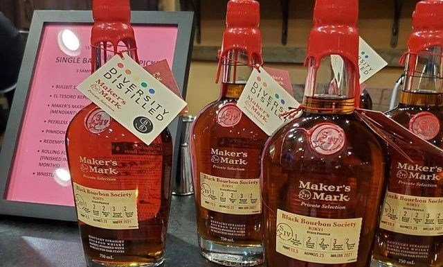 Black Bourbon Society and Maker's Mark Collaborates With Spirits Network to Introduce 'Barrel Select'