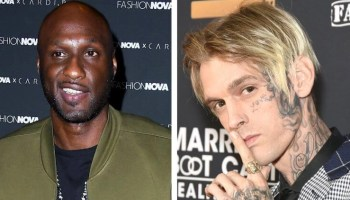 After the Lamar Odom-Aaron Carter Boxing Match, Social Media Had a Lot to Say