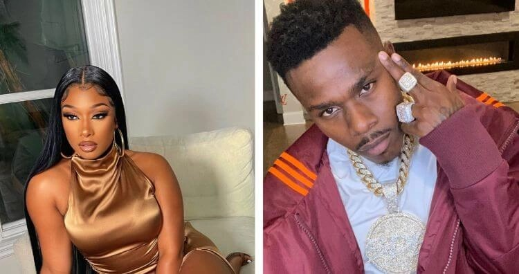 Megan Thee Stallion Engages With DaBaby on Twitter Due to a Tory Lanez Collaboration