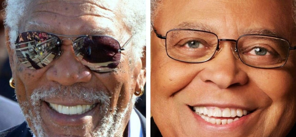 Who Has the More Iconic Voice? Morgan Freeman Or James Earl Jones? Twitter Responds