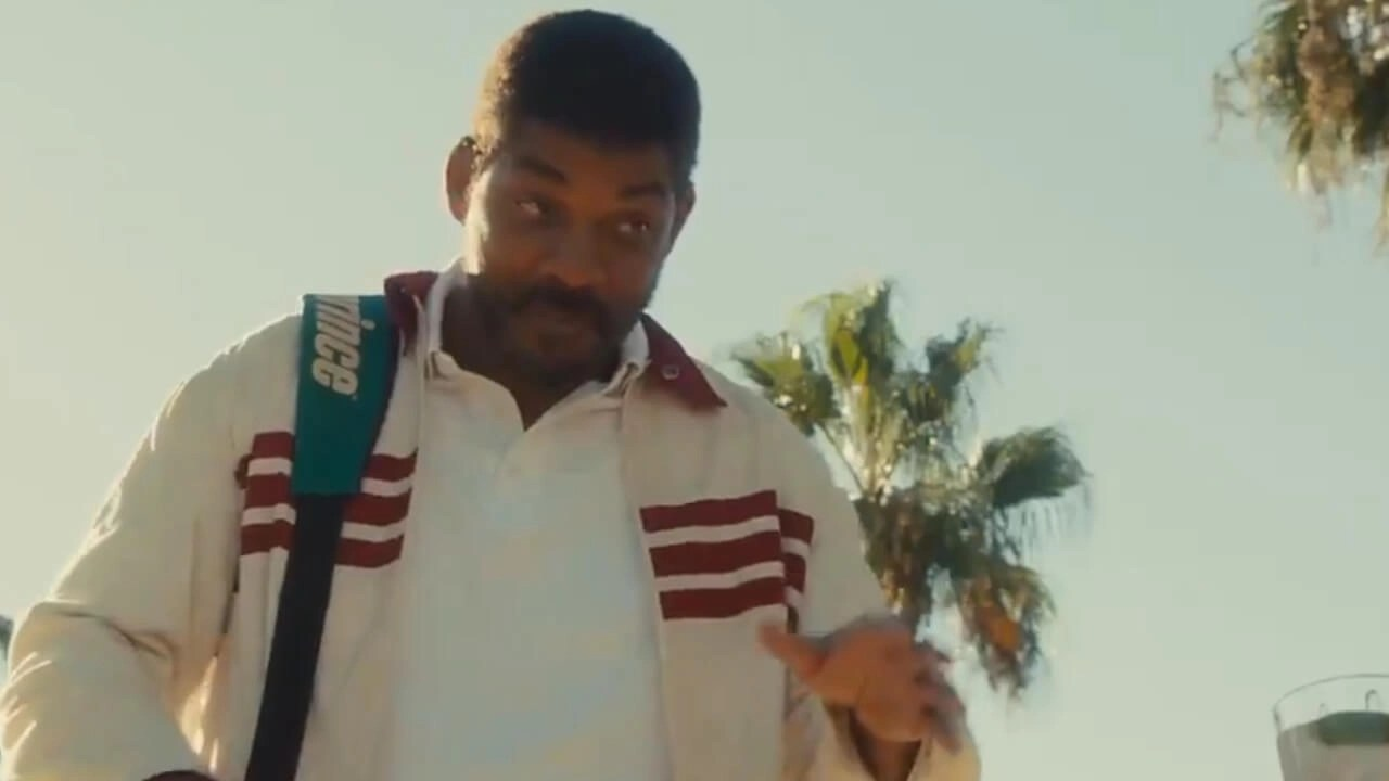 Trailer For 'King Richard' Shows Will Smith Playing Role of Venus and Serena Williams's Father