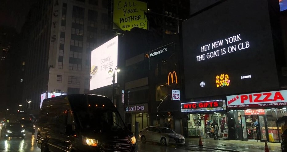 Drake Promotes Featured Artists Jay-Z, Lil Baby, Travis Scott and Others From his Album Via Billboards in the State They're From
