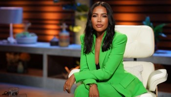 Emma Grede Becomes First Black Woman Guest Shark on 'Shark Tank'