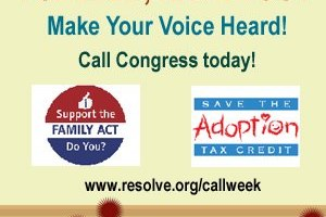 Act Now to Help The Family Act & The Adoption Tax Credit