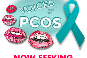 Tell Your Story for Voices of PCOS This September!