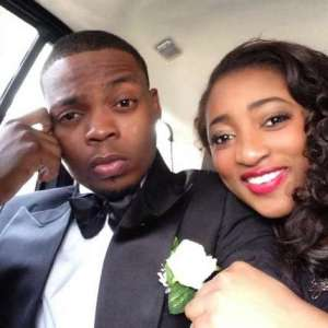 olamide and baby his girl friend