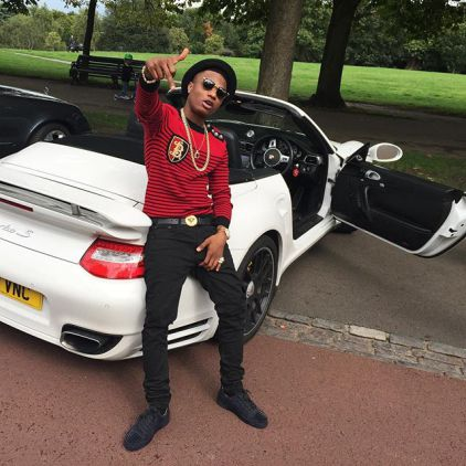 Image result for wizkid and his car