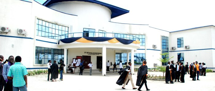 LIST OF COURSES OFFERED IN FEDERAL UNIVERSITY OF PETROLEUM EFFURUN