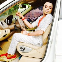 """I live in a duplex, drive 2012 benz, Lexus and a Toyota Camry - Bobrisky lists his achievements"