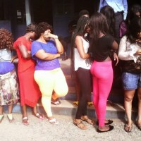 Sex workers take over Lagos council secretariat for short time sex