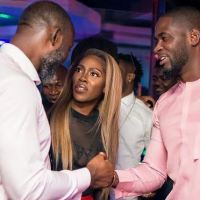 "Teebillz and Tiwa Savage go clubbing ""Together"" (photos)"