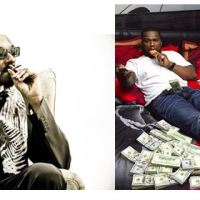 10 rappers who have made over a $100 million - #5 is already broke despite the fortunes he made (With Pics)