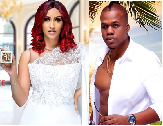 Image result for Juliet Ibrahim blasts Iceberg Slim, tags him a narcissist