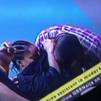 Full Video: Bally sucks Ese's breast #BBNaija