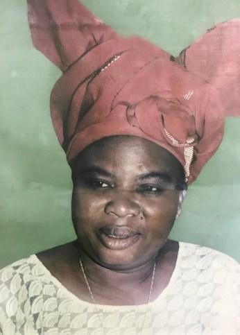 Eniola Badmus mum