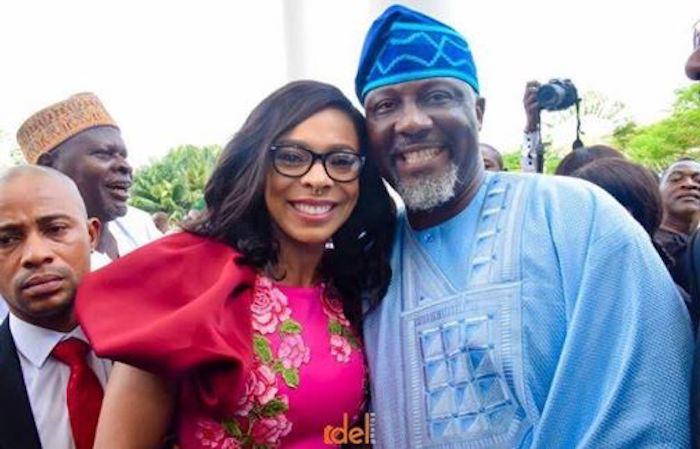 Image result for TBoss with Dino Melaye