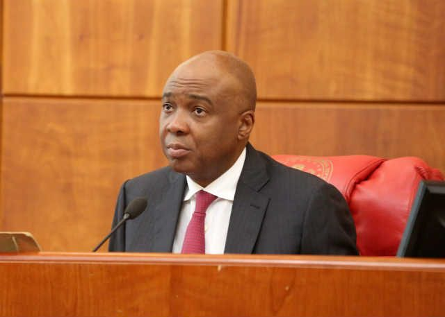 Image result for Nigeria needs a youthful President''- Bukola Saraki says
