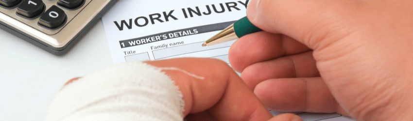 workplace hand injury claims