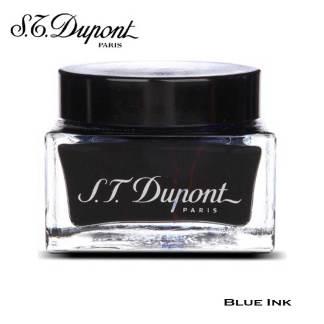 S. T. Dupont Bkue Ink Bottle