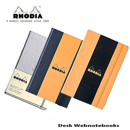 Rhodia Desk Web notebook