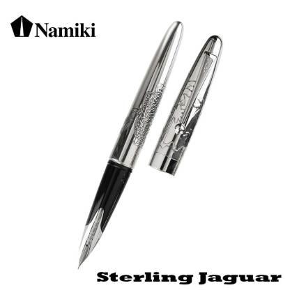 Namiki Sterling Silver Jaguar