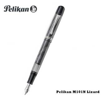 Pelikan M101N Lizard Fountain Pen